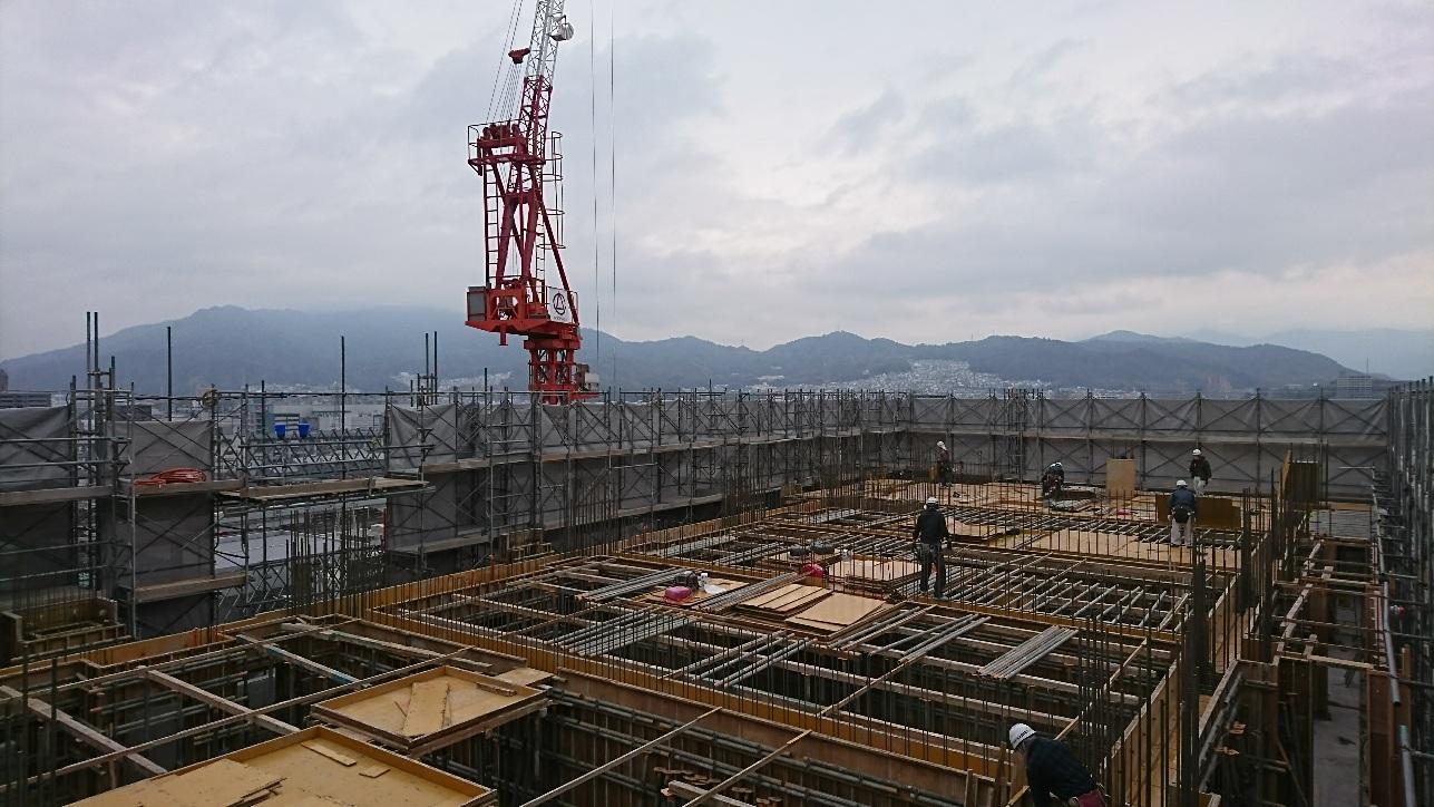 型枠大工 安全第一 広島